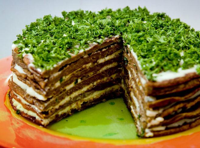 печеночный торт ,tp zbw рецепт