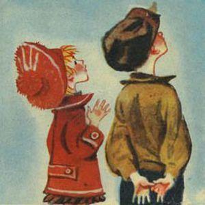 """""""Красный шарик в синем небе"""" краткое содержание для читательского дневника?"""