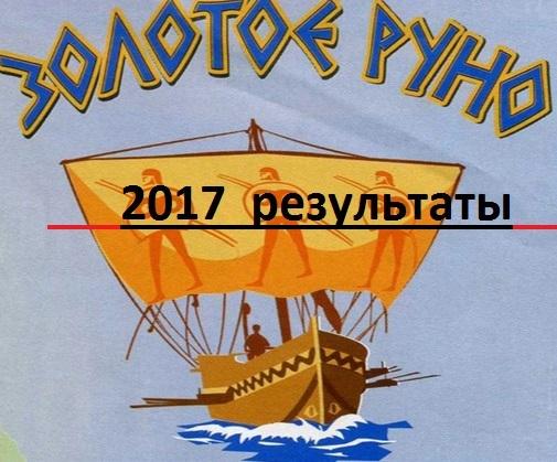 Конкурс золотое руно итоги 2017
