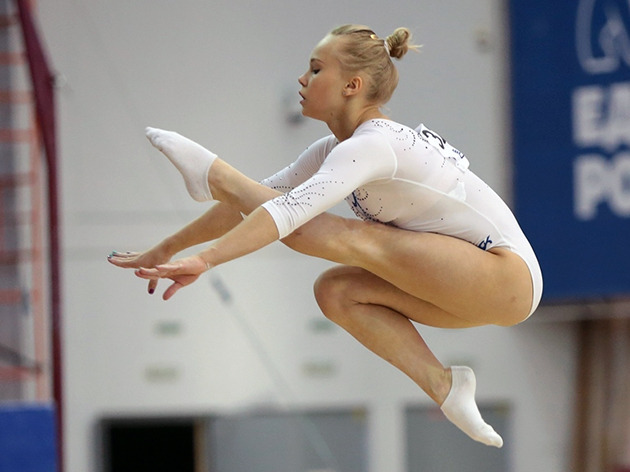воронежская гимнастка ангелина мельникова