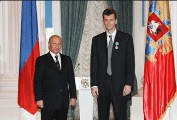 Путин и Похоров