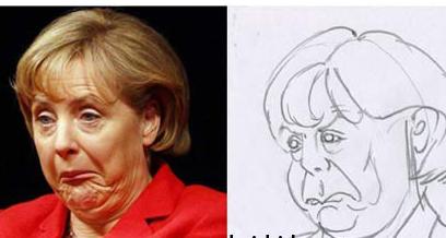 Как рисовать человека смешным