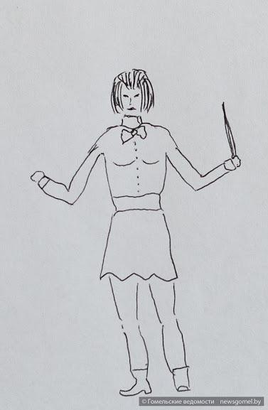 рисунок учительницы 1