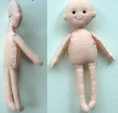 Куклы на шарнирах своими руками фото