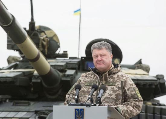 Ваш дом – Украина Порошенко обратился к жителям Крыма и Донбасса