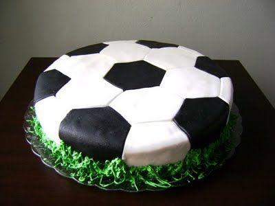Торт футбольный мяч мастика пульверизаторы для покраски стен