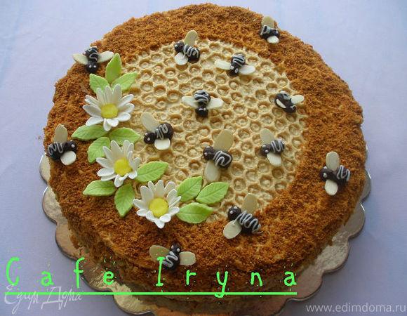 Рецепт торта медовика от юлии высоцкой