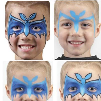 Игры девочек рисовать маски лице