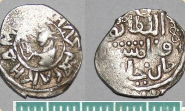 монета дмитрия донского