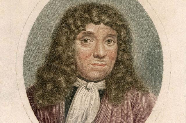 Чем прославился голландский биолог Антони ван Левенгук?