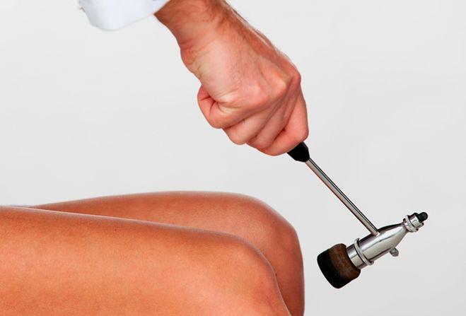 Почему трясется нога в коленном суставе острая боль в бедренном суставе при беременности