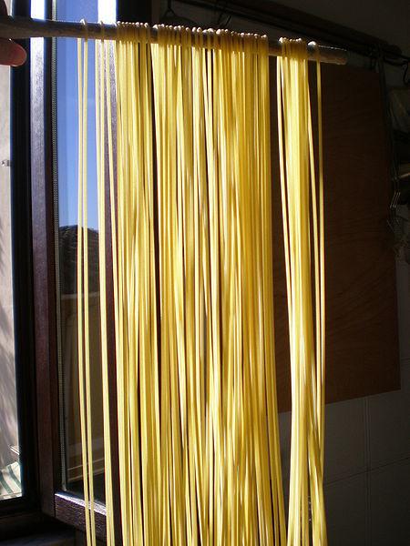 кто придумал спагетти