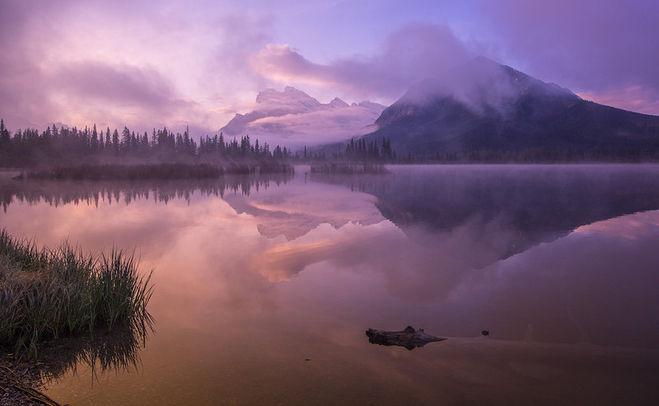 пейзаж, Канада, фото