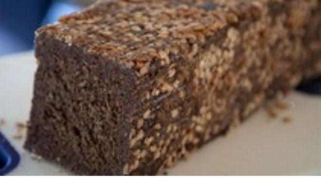 ЗОЖ Пумперникель хлеб чёрный