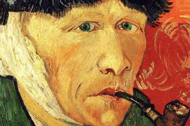Ван Гог отрезал ухо