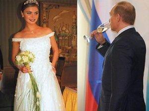 Действительно ли Путин и Кабаева поженились?