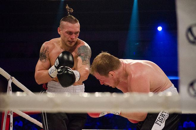 ТВ-аудитория боя Усик-Князев собрала 3,6 млн зрителей