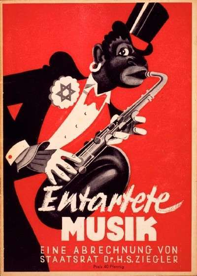 the nazi propaganda in germany and its effects
