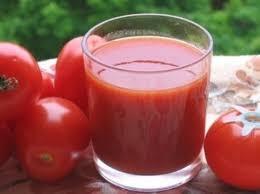 сок томатный с чесноком