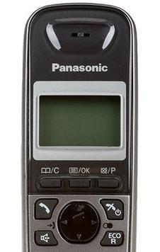 Как сделать звук на телефоне панасоник