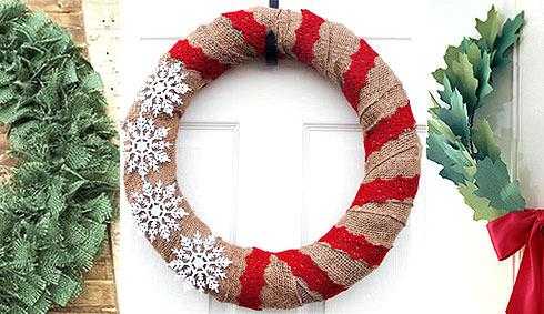 Основы для рождественских венков 177