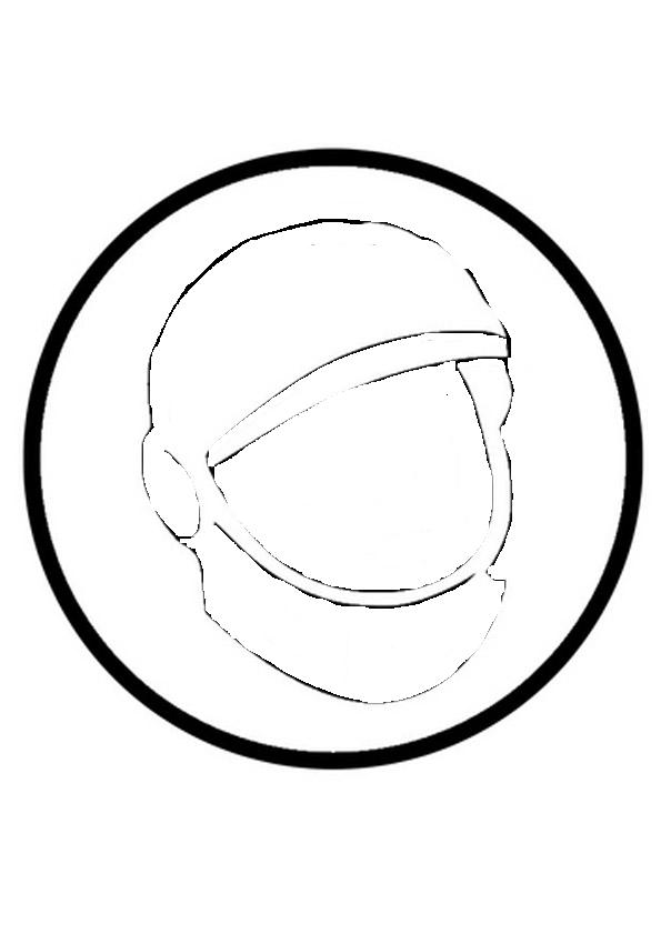 Как нарисовать портрет юрия гагарина