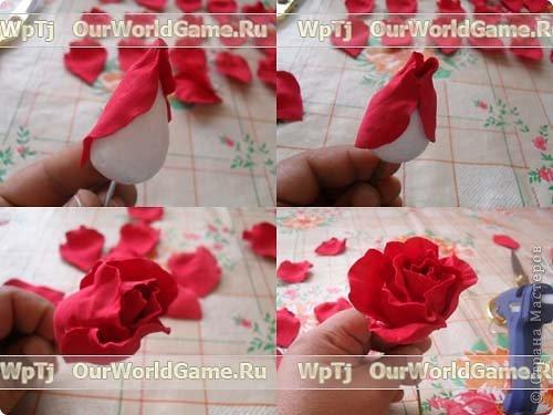 Как сделать цветы из фома - Sort-metall.ru