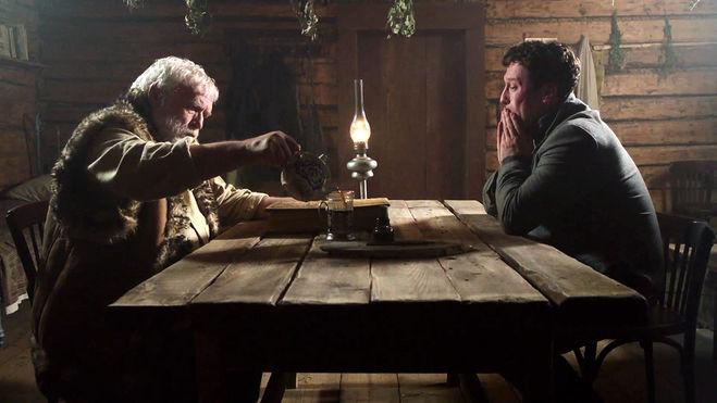 Проект Старец (ТВ3), кто играет роль старца, существует он на самом деле?