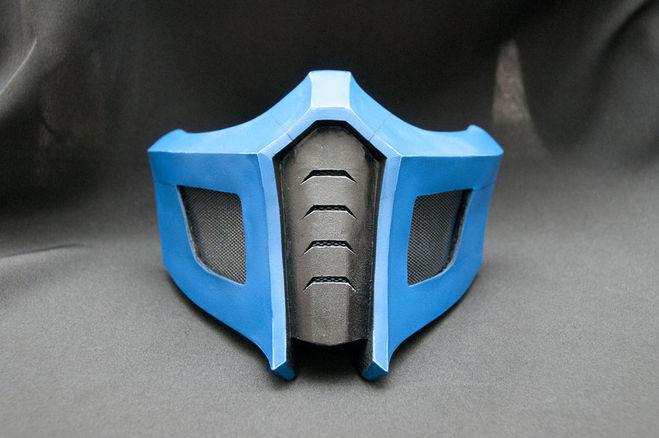 Маска саб зиро для фотошопа