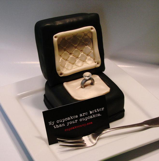 как сделать кольцо из мастики