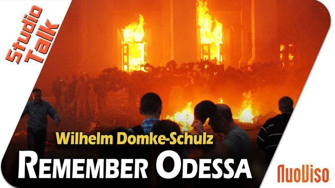 Помни Одессу 2 мая 2014 Не забудем не простим