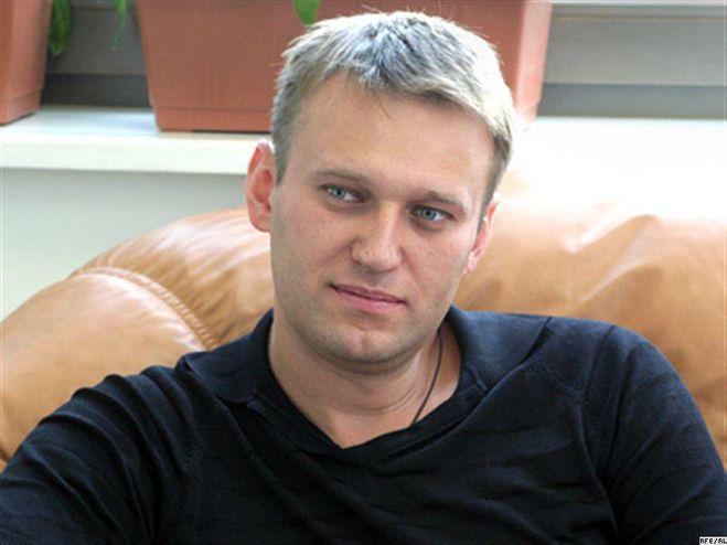 Кандидат Алексей Навальный