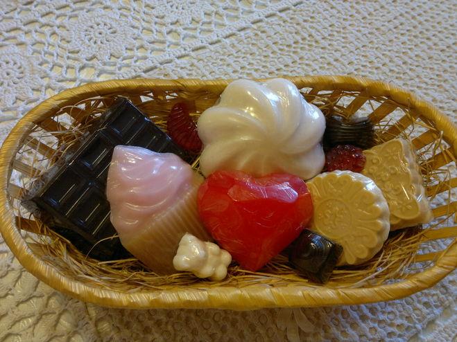 Набор мыла 2
