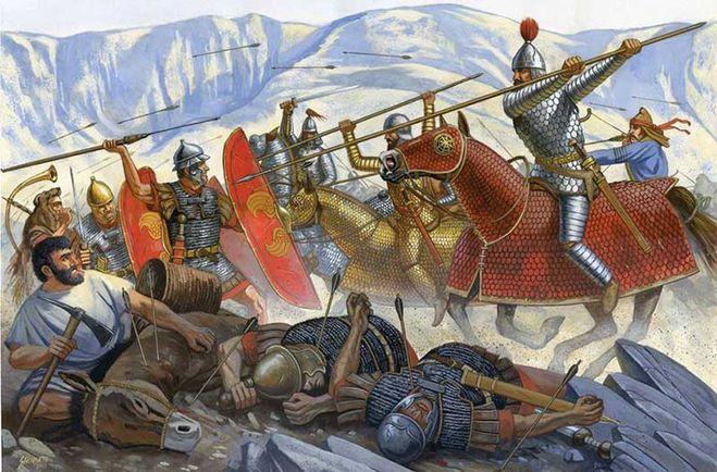 Почему Юлий Цезарь не возглавил 2 Вост. поход, чтоб отомстить за Красса?