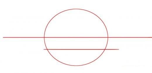 Как нарисовать сатурн карандашом поэтапно
