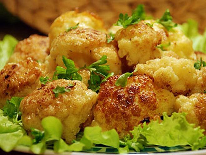 Как готовить цветную капусту в кляре рецепт пошагово