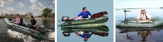 как подобрать двигатель для надувной лодки