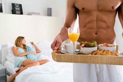секс и еда, альтернатива выбора,