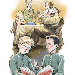 план к рассказу Чехова мальчики