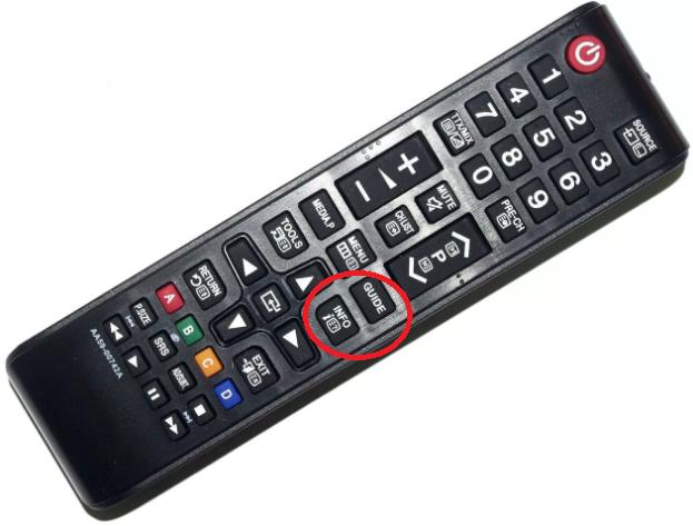 Как на ТВ Самсунг вывести часы на экран?
