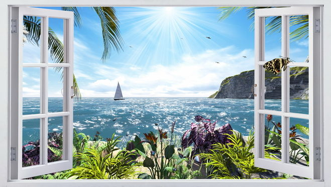 Море; Окно; Сон; Перспективы; Желание