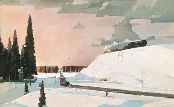Как написать сочинение по картине Г ...: www.bolshoyvopros.ru/questions/1204502-kak-napisat-sochinenie-po...