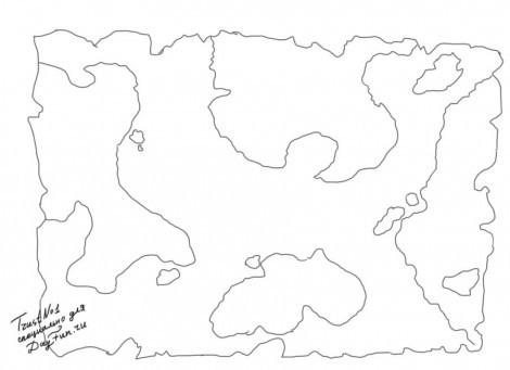 Как нарисовать карту