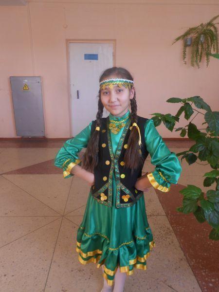 Башкирские костюмы своими руками 449
