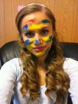 Свежее обновление эротической фотоколлекции Виктория Клинкова