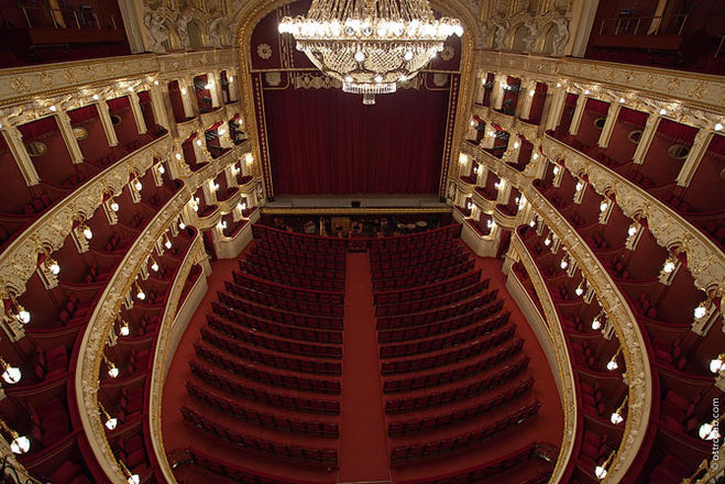 Одесского оперного театра