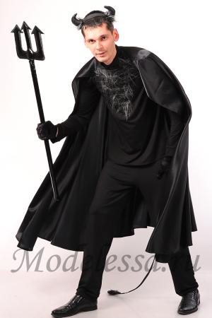 Как сделать костюм чёрта