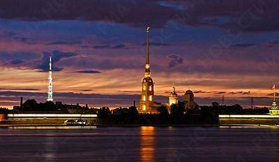 Световой день в Петербурге
