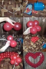 подарок на 14 февраля. подарок из шаров