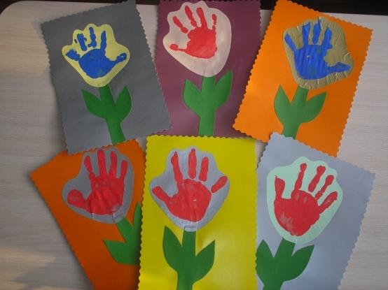 Ребенок 2 лет может сделать своими руками